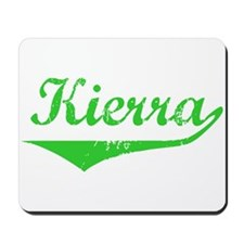 Kierra Vintage (Green) Mousepad