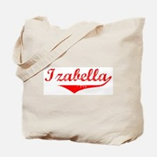 Izabella Vintage (Red) Tote Bag