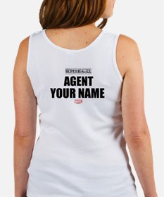 SHIELD Agent Personalized Women's Tank Top