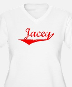 Jacey Vintage (Red) T-Shirt
