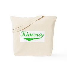 Kimora Vintage (Green) Tote Bag