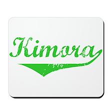 Kimora Vintage (Green) Mousepad