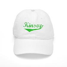 Kinsey Vintage (Green) Baseball Cap