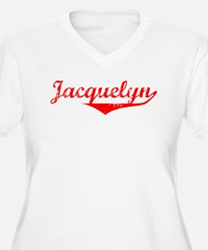 Jacquelyn Vintage (Red) T-Shirt