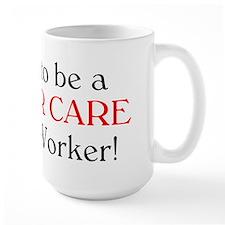Proud Foster Care SW Mug