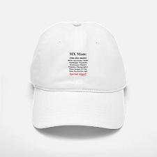 """MX Mom"" Baseball Baseball Cap"