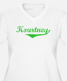 Kourtney Vintage (Green) T-Shirt