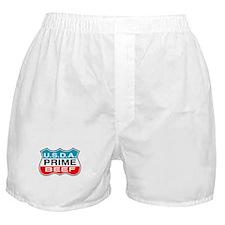 USDA Prime Beef Boxer Shorts