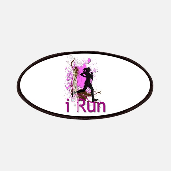 iRun Decorative Patch