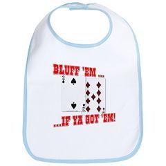 Bluff Texas Hold 'em Bib