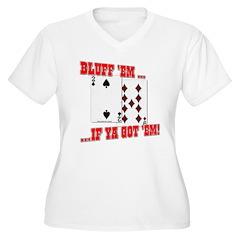 Bluff Texas Hold 'em T-Shirt