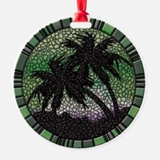 Palms Ornament