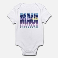 Maui Hawaii Infant Bodysuit