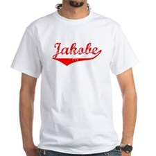 Jakobe Vintage (Red) Shirt