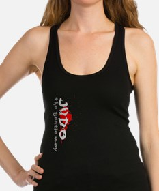 Cute Kano Racerback Tank Top