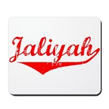 Jaliyah Vintage (Red) Mousepad