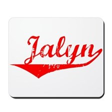 Jalyn Vintage (Red) Mousepad