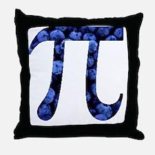 Geek men Throw Pillow