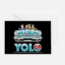 I Love Lucy: YOLO Greeting Card