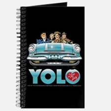 I Love Lucy: YOLO Journal