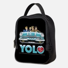 I Love Lucy: YOLO Neoprene Lunch Bag