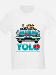 I Love Lucy: YOLO T-Shirt