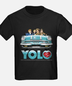 I Love Lucy: YOLO T