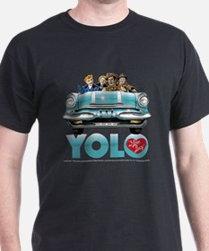 I Love Lucy: YOLO T-Shirt