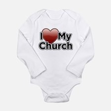 Love Church Body Suit