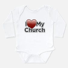 Love Church Body Suit