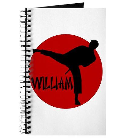 William Karate Journal