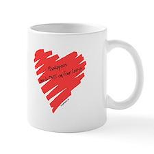 Peekapoo Love on 4 Legs Mug