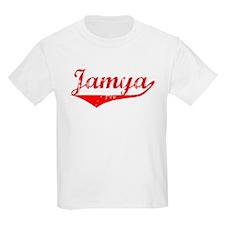 Jamya Vintage (Red) T-Shirt