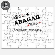 Abagail Puzzle