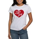 Ilovelucy Women's T-Shirt