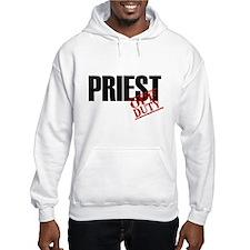 Off Duty Priest Jumper Hoody