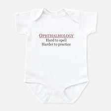 Ophthalmology Infant Bodysuit