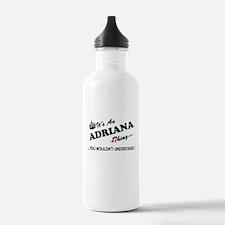 Cute Adriana Water Bottle