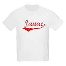 Janae Vintage (Red) T-Shirt