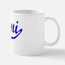 Leilani Vintage (Blue) Mug