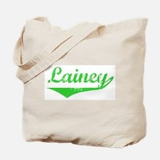 Lainey Vintage (Green) Tote Bag