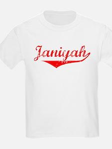 Janiyah Vintage (Red) T-Shirt