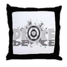 Peace Target Throw Pillow