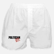 Off Duty Politician Boxer Shorts