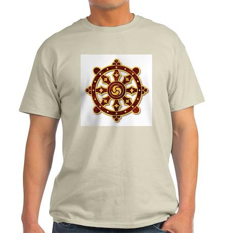 Dharma Wheel 2 Light T-Shirt