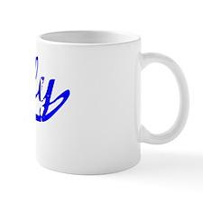 Lesly Vintage (Blue) Mug