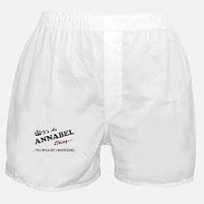 Cute Annabel Boxer Shorts