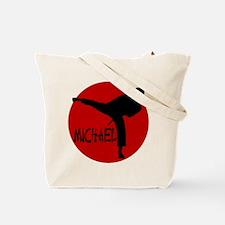 Joshua Karate Tote Bag
