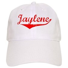 Jaylene Vintage (Red) Baseball Cap