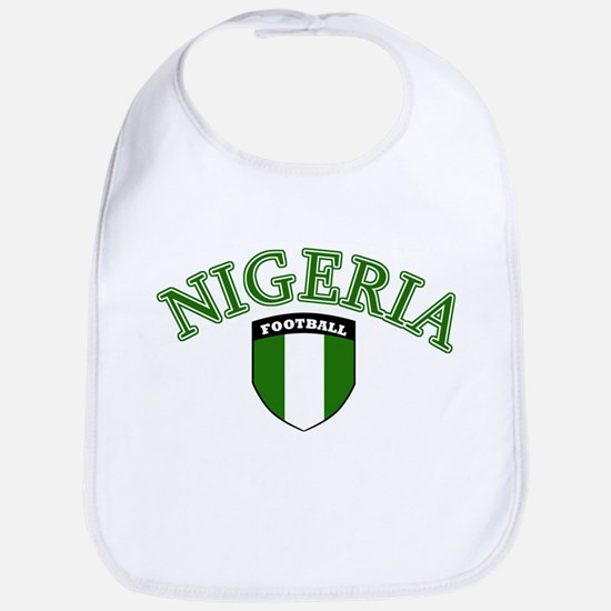Nigerian football Bib